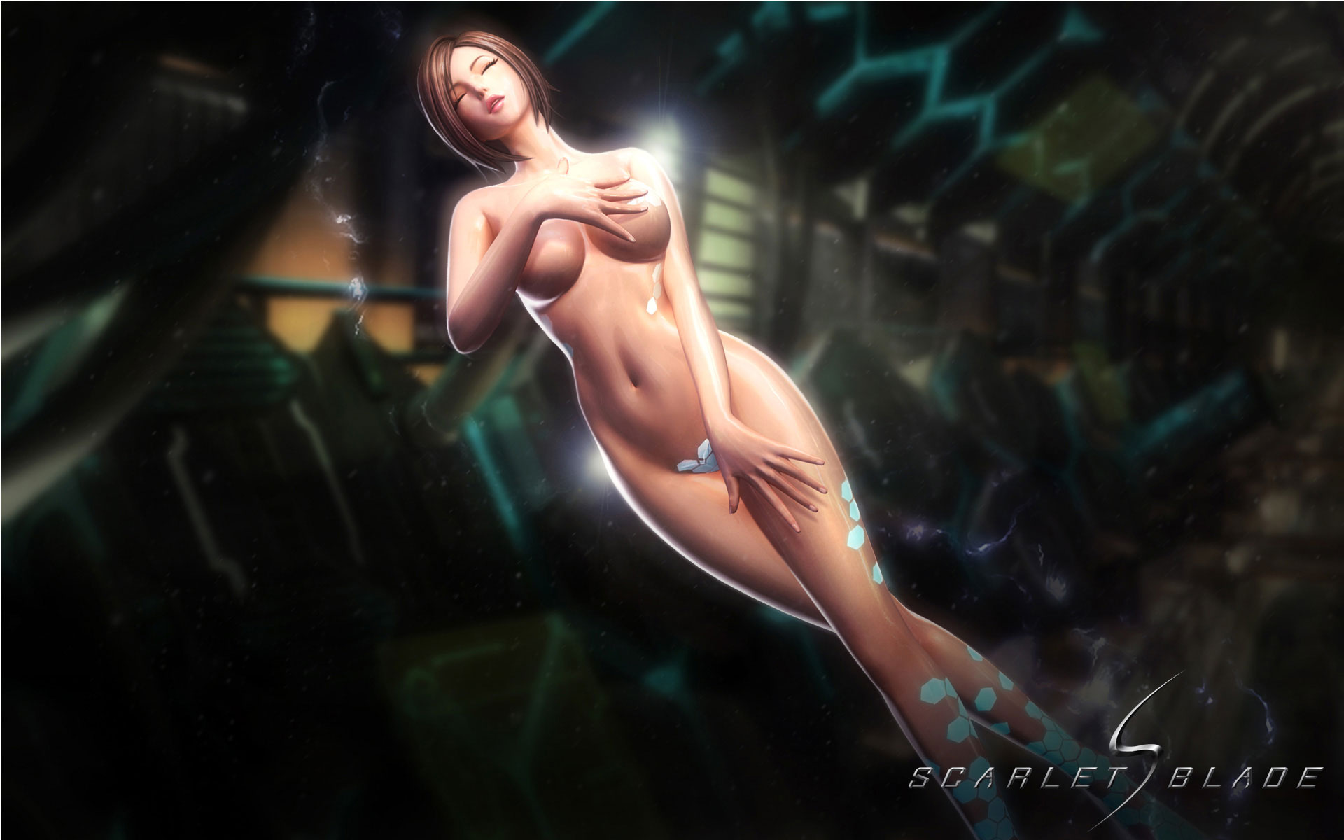 Ghost girl 3d hot fotos nsfw movie